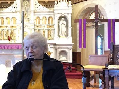 Eileen George - St. John's Church