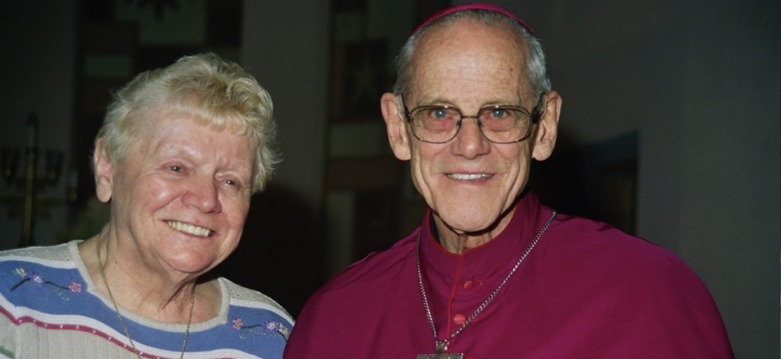 Eileen George - Meet-the-Father Ministry